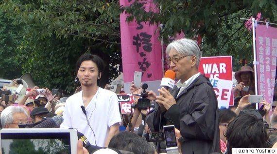 【安保法案】SEALDs・奥田愛基さん「民主主義って何だ?問い続ける」(インタビュー)