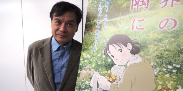 「この世界の片隅に」片渕須直監督、ブルーリボン賞監督賞に アニメ映画で初