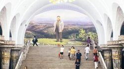 Instagramに映し出された、北朝鮮の時間が止まった光景