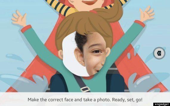 「こっち見て!」サムスンが自閉症児のコミュニケーションを助けるアプリ「Look At