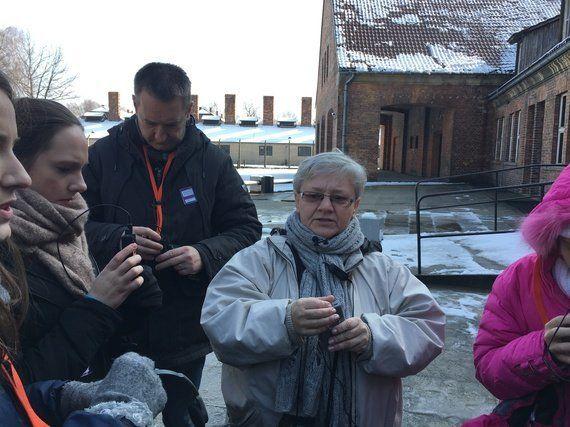 「誰かが伝えねば」アウシュヴィッツでガイドを続けるポーランド人女性