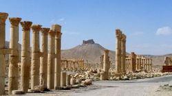 ISが破壊したパルミラ遺跡は、今こうなっている。ドローンが捉えた(動画)