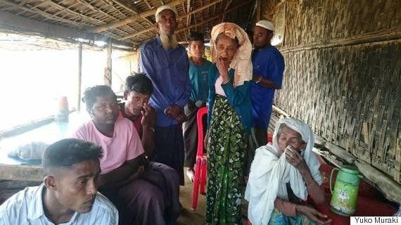 ロヒンギャ難民キャンプを訪れた日本人が見た現状