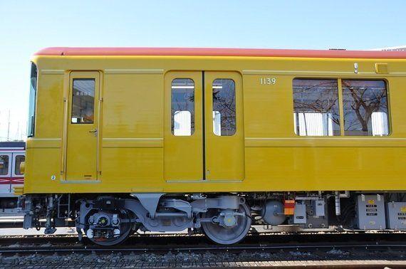 【地下鉄走って90年】銀座線1000系特別仕様車両