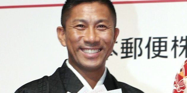 サッカー元日本代表の前園真聖さん(2016年撮影)