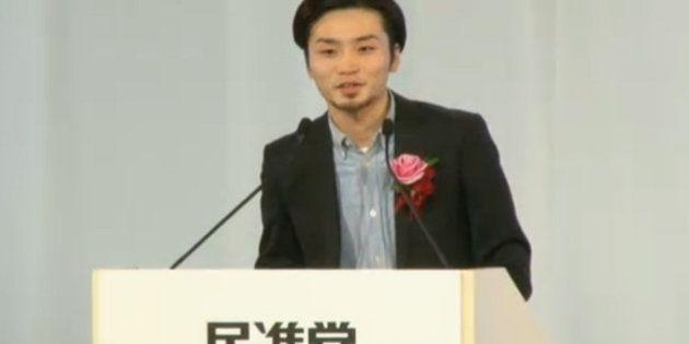 民進党が発足 SEALDs奥田愛基さん「声になってない声に、もっと耳を傾けて」(発言詳報)
