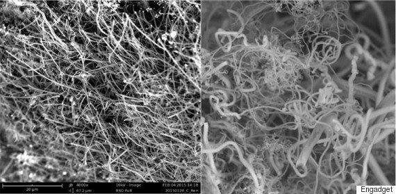空気中のCO2から炭素繊維を合成する技術が発表。温室効果ガス削減にも可能性