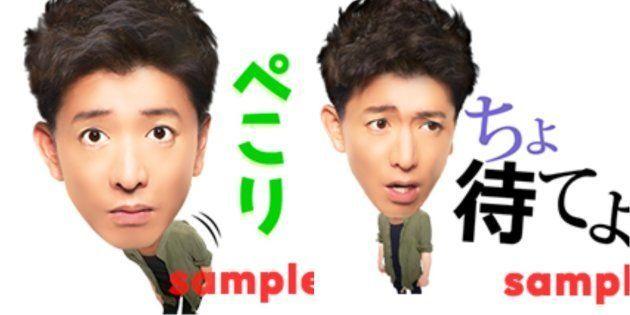 木村拓哉のLINEスタンプ発売で写真素材・CMもネット解禁、こちらも革命だ