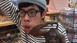 織田信成さんが動物園に行くと最初にすること(画像)