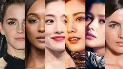 「最も美しい顔100人」