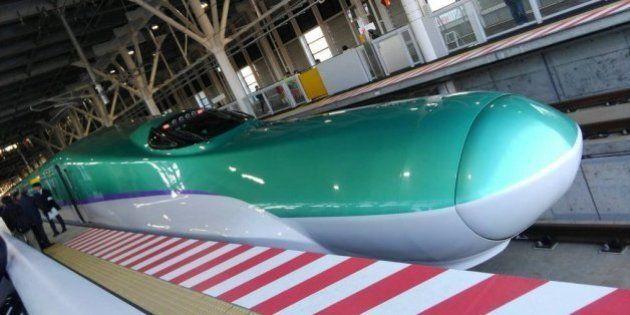 【北海道新幹線】「はやぶさ」と「はやて」どう違うの?