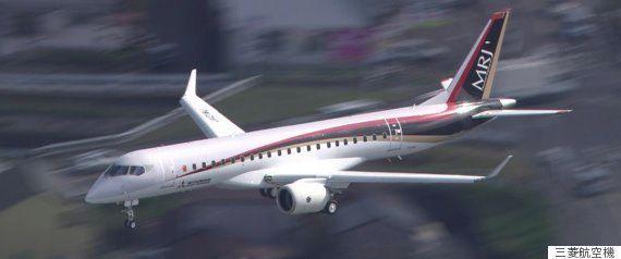 MRJ納入を5回目の延期 半世紀ぶりの国産旅客機が正念場