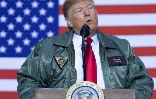 트럼프가 방위비 분담금 추가 인상을 언급하며 숫자를
