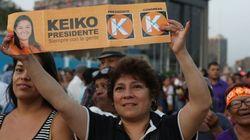 ペルー大統領選:「フジモリの娘」に立ちはだかる「反フジモリ感情」の壁