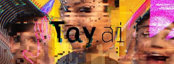 マイクロソフトの機械学習AI「Tay」、ネットで差別を学んでしまい一日で公開停止