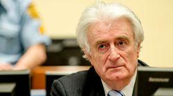カラジッチ被告に禁錮40年 ボスニア紛争時のセルビア人指導者、虐殺の責任認定