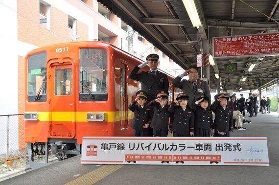 東武鉄道8000系、5つ目のリバイバルカラー-昭和30年代の通勤形電車標準色が約半世紀ぶりに復活!!-
