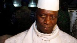 ガンビアの「居座り」大統領、退陣表明 赤道ギニア亡命で流血回避