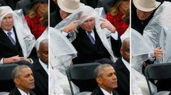 ブッシュ元大統領がビニールと格闘 雑コラ大会が雑すぎる(画像集)