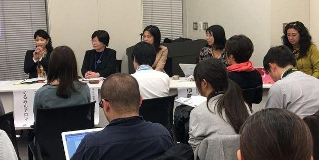 11月30日に開催された院内集会「いまも続くAV出演強要被害:被害根絶をめざして」