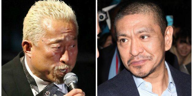 松本人志が角田信朗に反論「共演NGとか、そんなちっちゃい話ではない」