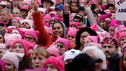 ワシントンD.C.がピンクの海に染まった。トランプ大統領就任に反対するために
