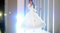 NHK「紅白で歌う安室奈美恵さん」写真はウソでした