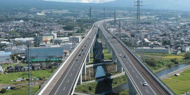 高速道路の最高速度120kmに引き上げへ。静岡と岩手で試験導入
