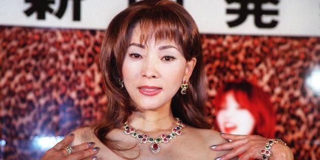 奥村チヨ(2000年5月15日撮影)
