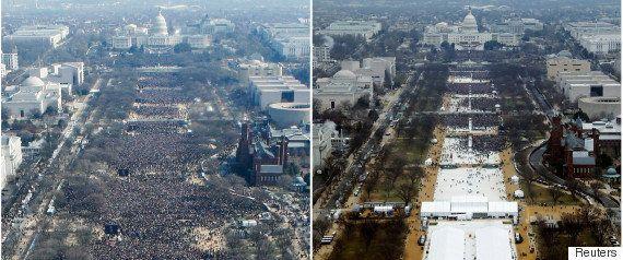 トランプ大統領就任式に、私はたどり着けなかった。道を阻んだ反対派のデモ(現地ルポ)