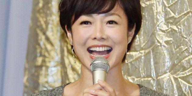 有働由美子アナ、「すっぴん公開」を後悔する。