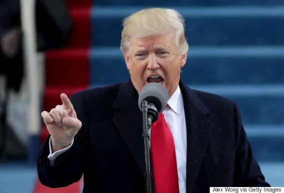 【全文】トランプ大統領就任演説「今日、この日から、アメリカ第一のみ」