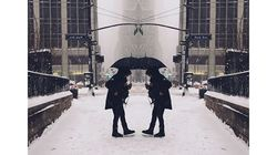 梅宮アンナが帰国延期。猛寒波のニューヨークで足止め