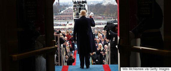 トランプ大統領への抗議デモ、警察と激しく衝突 ワシントンで200人以上逮捕(UPDATE)