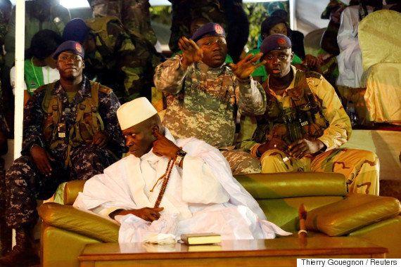 西アフリカ・ガンビアの独裁者、大統領選に敗れても退陣を拒否 周辺国が軍事介入へ
