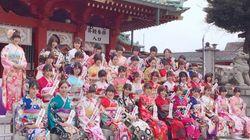 AKB48グループ過去最多40人が成人式