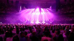 「音楽ライブ満足度調査」