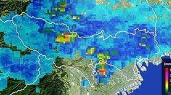 甲子園決勝も雨の予想 秋雨前線が延びる