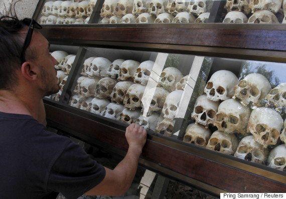 ポル・ポト政権の大量虐殺で元幹部2人の終身刑確定 カンボジア国民の4分の1が犠牲になった暗黒時代