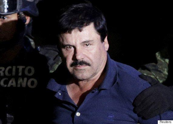 殺人、密輸、2度の脱獄......メキシコの麻薬王「エル・チャポ」、ついにアメリカへ引き渡し