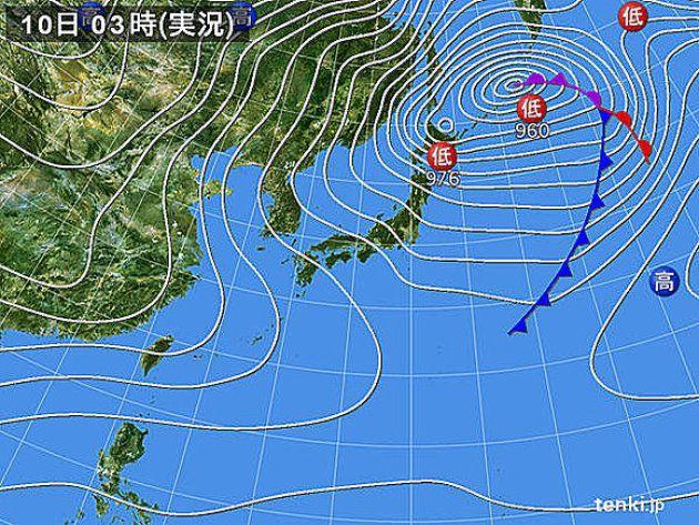 10日は、強い寒気が流れ込み、日本付近は冬型の気圧配置が強まるでしょう。四国や九州の平地、太平洋側でも積雪の恐れがあります。特に西日本は、寒さが厳しいでしょう。