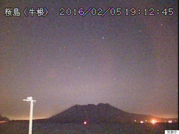 桜島が噴火 気象庁が噴火速報(動画)【UPDATE】