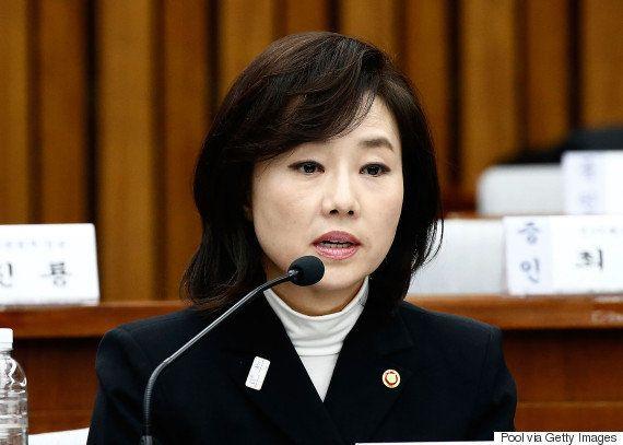 韓国、政権批判の文化人を「ブラックリスト」で排除か 現職女性閣僚を逮捕(UPDATE)