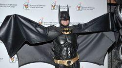 「バットマン」交通事故死 彼の使命は病気の子供たちに笑顔を取り戻すことだった