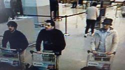 【ベルギー連続テロ】空港の爆発に関与か 容疑者3人の画像を公開