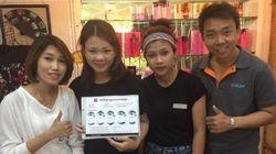 カンボジアで聴覚障害者対象の美容技術指導プロジェクト始動