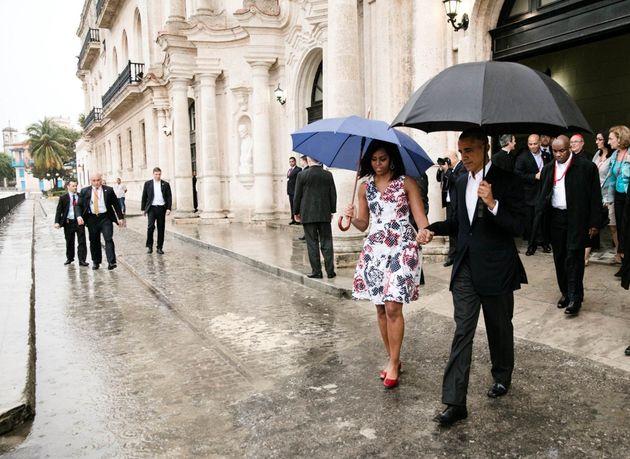 私が現職大統領として、88年振りにキューバを訪れた理由