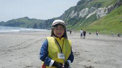 【全国で30カ所】「音の鳴る砂浜」をいつまでも。室蘭の浜辺を守る