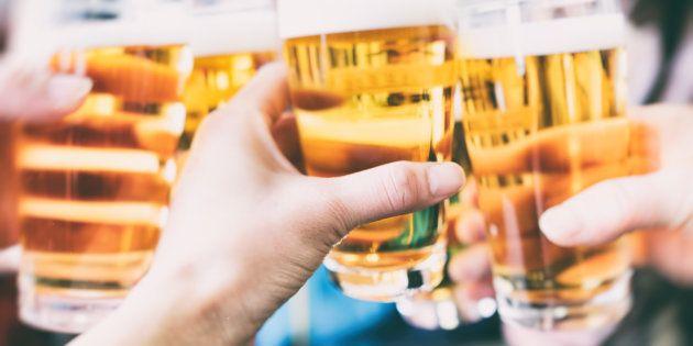 Make a toast with a