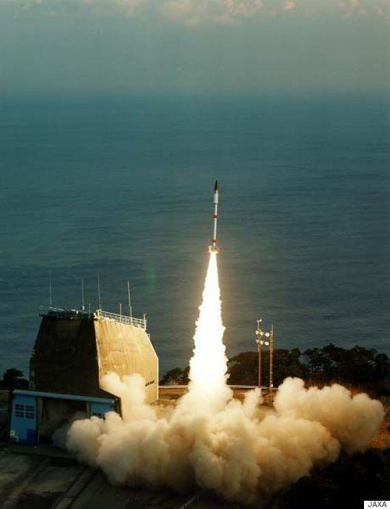 世界最小ロケットで超小型衛星を打ち上げへ